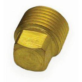 Garboard Plug Only Brass