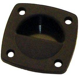 Flush Hatch Pull - Black