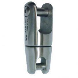 Ankersvirvel rustfrit stål til 1-4 & 5-16 kæde