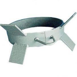 Anker p-ring galvaniseret 25 kg.