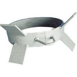 Anker p-ring galvaniseret 40 kg.