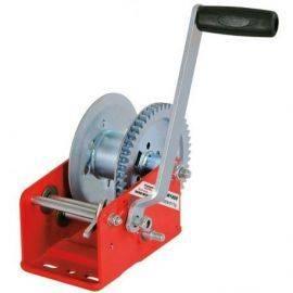 Rock rpw1800c hånd spil 817 kg til ø6mm x 17m tov-wire 2 speed