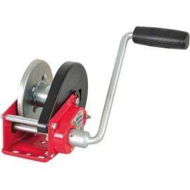 Rock rbw1500-05 hånd spil med auto brems 681 kg til tov-wire ø5 mm 17 meter