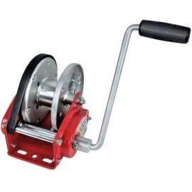 Rock rbw2500-16 hånd spil med auto brems 1135 kg til tov-wire ø5 mm 17 meter