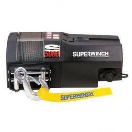 Superwinch s5000 2270kg 12vmed fjernbetjening