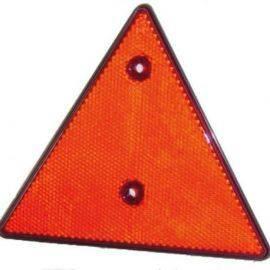 Rød advarsels trekant 70mm