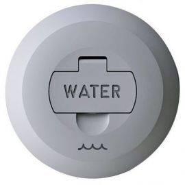 Låg med lås til dækspåfyldning water