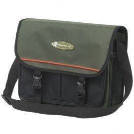 Kinetic fiske taske grøn 36x28x12cm