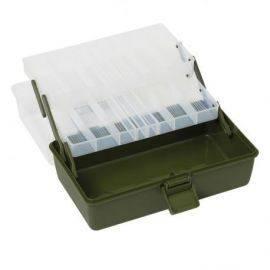 Kinetic fiske kasse 30x17x14cm