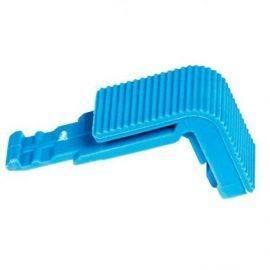 Clips blå for håndtag