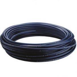 Blå slange udvendig 15mm indvendig 11mm max 60° John Guest