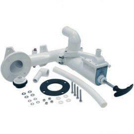 Tmc kpl. bundstk. m/pumpe universal