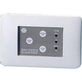 Kontrolpanel til vacuum toilet