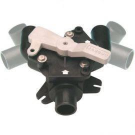 Jabsco y-ventil 38mm