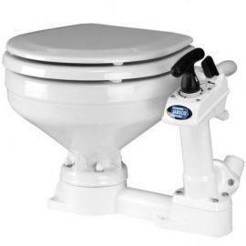 Jabsco manuel twist n lock toilet regulær