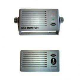 Nasa gas detektor