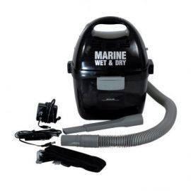 Støvsuger opladelig 12-220v
