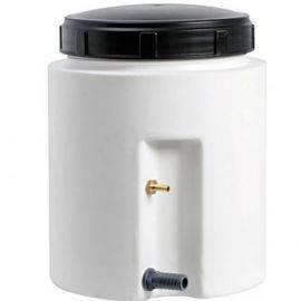 Beholder for gasflaske h:34,8 cm