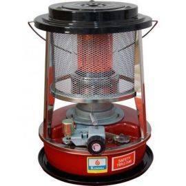 Parafin ovn med væltesikring justerbar termostat 25l tank