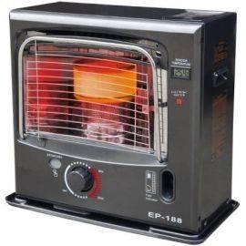 Parafin radiator ovn med væltesikring 3600w 5l tank