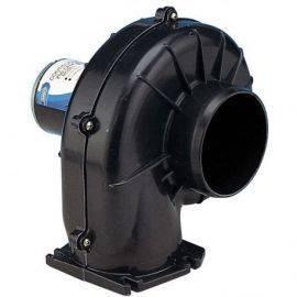 Jabsco motorrums ventillator flangemontering 12V 7,1m3/min