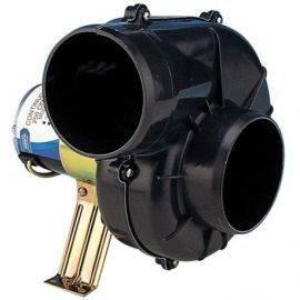 Jabsco motorrums ventillator flexmontering 12V 7,1m3/min