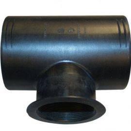 Varmluftslange t-stykke ø90mm