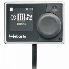 Webasto multikontrol betjening til 2000stc & evo40-55