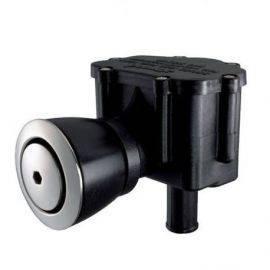 Tankudluftning flush montering 16mm returventil