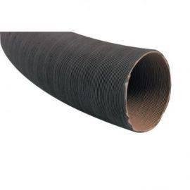 Kanalslange 75 mm øpap m alu fra-30 til-130 gr