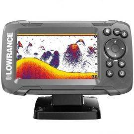 lowrance hook2 4x hæktransducer 200hz