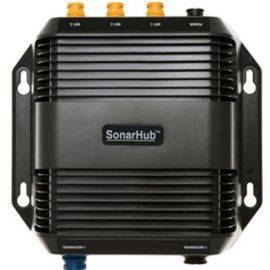 Lowrance sonarhub uden transducer