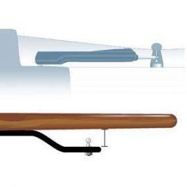 Simrad rorpindsbeslag 30mm