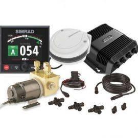 Simrad autopilot pakke med AP44,NAC-2,Precision-9,RPU80