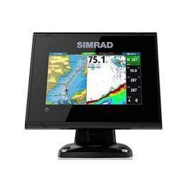 Simrad go5 xse m-totalscan hæk transducer