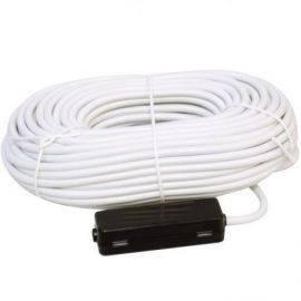Nasa Forlængerkabel f/vindinst. V2, 20mt løs kabel/samleboks