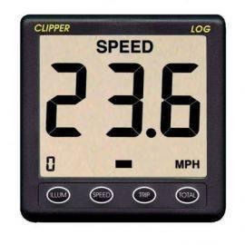 Nasa Clipper log incl. transducer