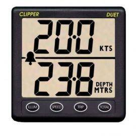 Clipper duet incl transducer