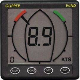 Repeater clipper vind