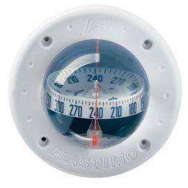 Kompas mini-c 70mm hvid
