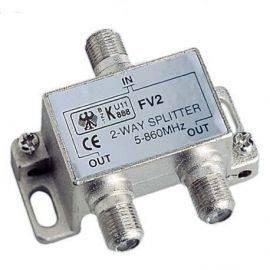 Glomex tv antenne splitter