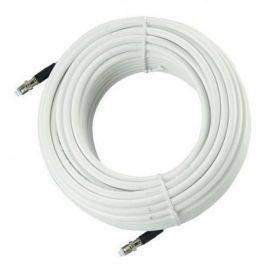 Vhf kabel rg8x low loss 50 ohm med fme stik - 6 meter