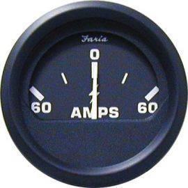 Ampmeter 60-0-60  sort