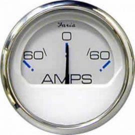 Ampmeter 60-0-60 cheshvid ss
