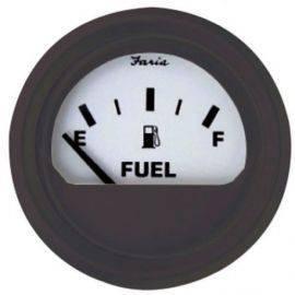 Brændstofmåler sort