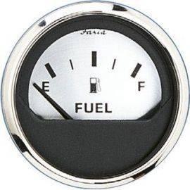 Brændstofmåler spun silverusa