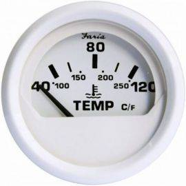 Termometer 40-120c hvid