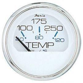 Termometer 40-120c ches hvid
