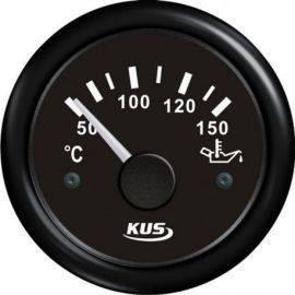 Kus olie temperatur sort 50-150gr 12-24v