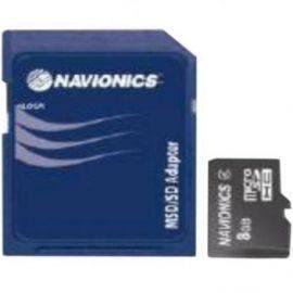 Navionics+ xl-kort prepaid sd/msd